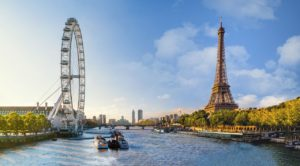 London i Pariz zajedno na turističkom tržištu