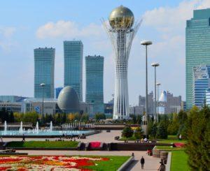 Prestonica Kazahstana od sada ima novo ime