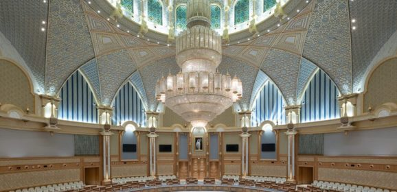 Raskošna palata u Abu Dabiju otvorena za javnost