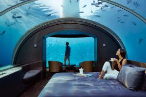 Najlepši podvodni hoteli sveta