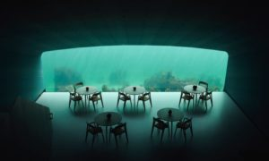 Otvoren Under – prvi podvodni restoran u Evropi