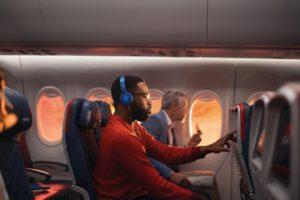 Delta zakočila naslone da bi sačuvala privatnost putnika