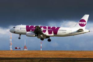 Bankrot WOW Air-a loše utiče na islandski turizam