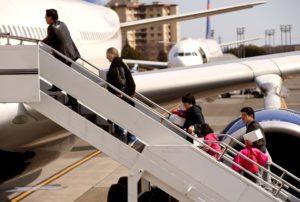 U Kini ponovo bacaju novčiće na avione