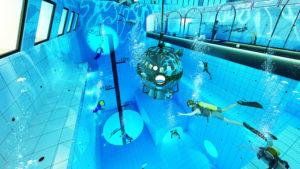Najdublji bazen na svetu se otvara u Poljskoj