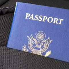 Uvek proverite svoj pasoš pre nego što bude kasno