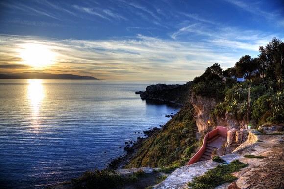 Milaco je idealna polazna tačka do obližnjih Eolskih ostrva i parka Nebrodi