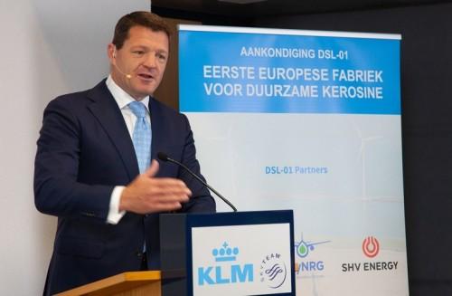 KLM je otvorio prvu evropsku fabriku za proizvodnju biogoriva