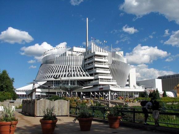 Casino de Montreal se smatra jednim od najvećih kockarskih centara u svetu