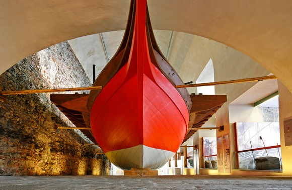 Muzej Galata je nezaobilazna atrakcija u staroj luci Đenove