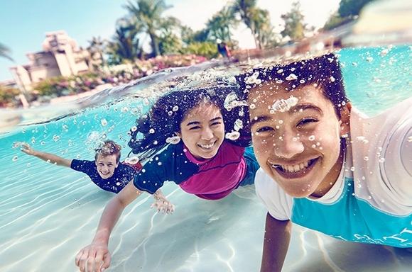Aquaventure u Dubaiju nudi sjajnu zabavu svim postetiocima, kako mališanima tako i odraslima