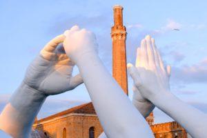 Velike ruke ponovo grle Veneciju