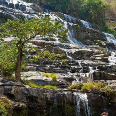Mae Ya vodopadi – divlja lepota Tajlanda