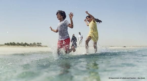 Abu Dabi je odlična destinacija za porodice sa decom