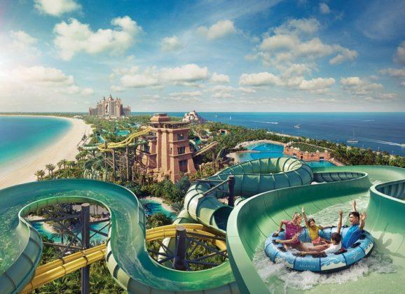 Atrakcije Dubaija – najveći vodeni park na svetu