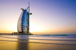 Hoteli u Dubaiju – sedam zvezdica Burj Al Arab-a