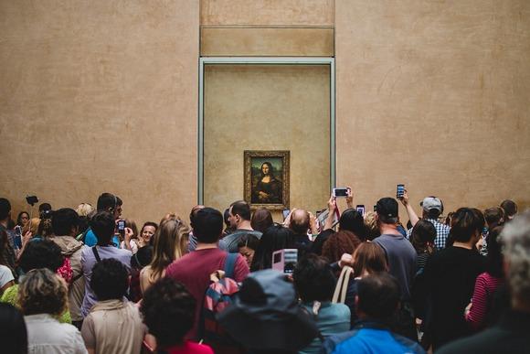 Zbog renovatorskih radova na Mona Lizi, gužve u ovom delu Luvra postaju nepodnošljive