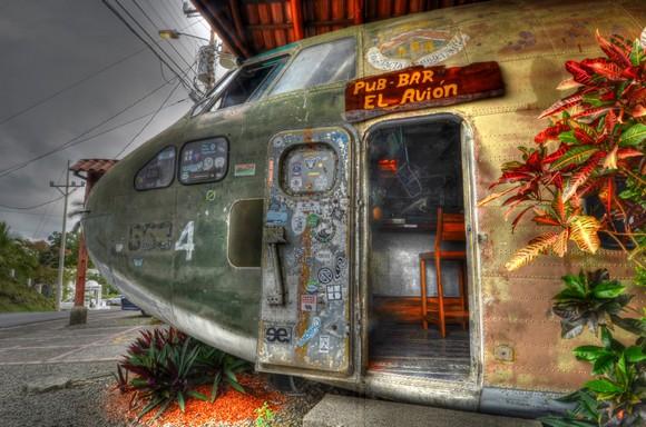 El Avion je jedan od restorana koji su otvoreni u avionima