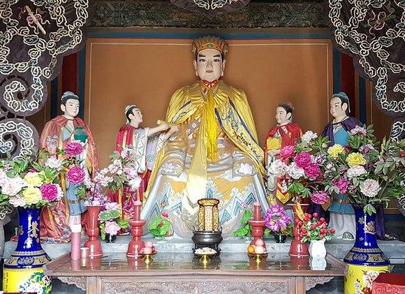 Hram Dongyue u Pekingu poznat je bizarnim prikazima zagrobnog života