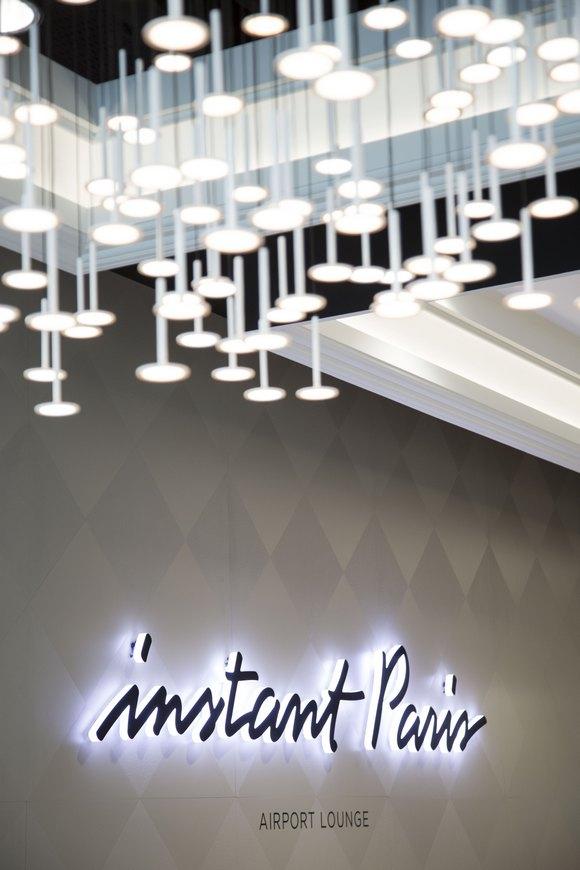 Instant Paris nalazi se u Hali L Terminala 2