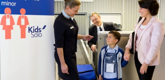 Kids Solo – kada dete samo putuje avionom