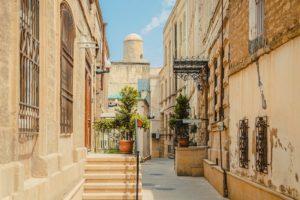 Kaspijsko more – od Bakua do drevnog Derbenta
