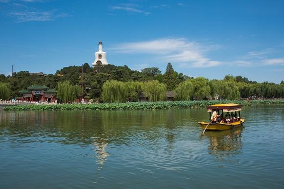 Botanički park Beihai smatra se najstarijim i najvećim carskim vrtom u Kini