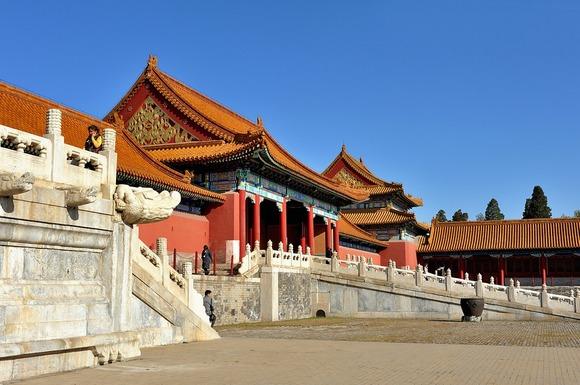Zabranjeni grad je najposećenija atrakcija Pekinga