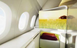Koncept putničke kabine za Boeing 777X