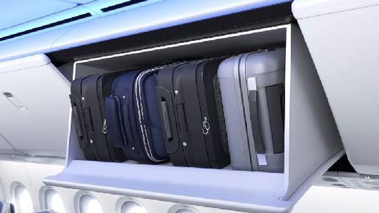 nove pregrade za prtljag b777x
