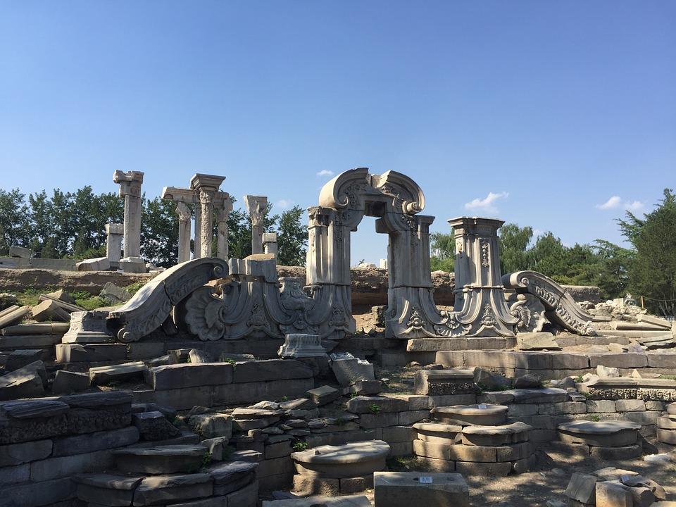 Stara letnja palata je mlađa od obnovljene Letnje palate u Pekingu