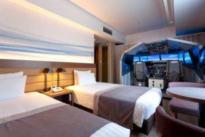Pilotirajte Boeing-om 737-800 iz svoje hotelske sobe