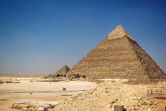 Velika piramida u Gizi je jedino čudo koje postoji i danas