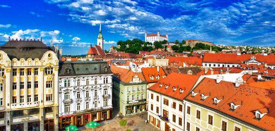 Bratislava centar