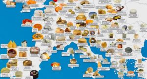 Atlas hrane vas upoznaje sa svetskom gastronomijom