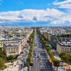 Turistički autobusi više nisu dobrodošli u Parizu