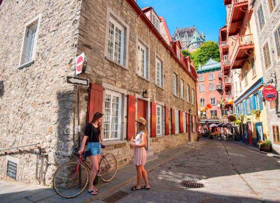 Grad Kvebek je najbolja destinacija u Kanadi