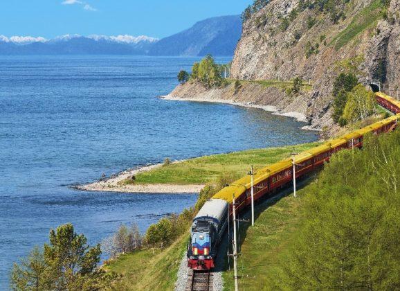 Ruski turistički voz do arktičkog polarnog kruga