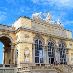Atrakcije Beča – palata Šenbrun
