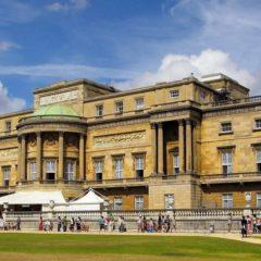 Atrakcije Londona: Bakingemska palata