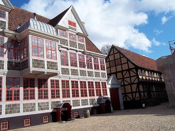 Orhus je drugi po veličini grad Danske