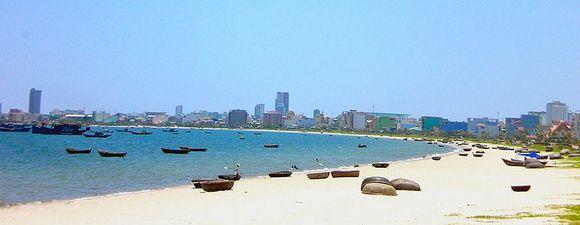 Da Nang je veliki urbani centar sa prelepim plažama