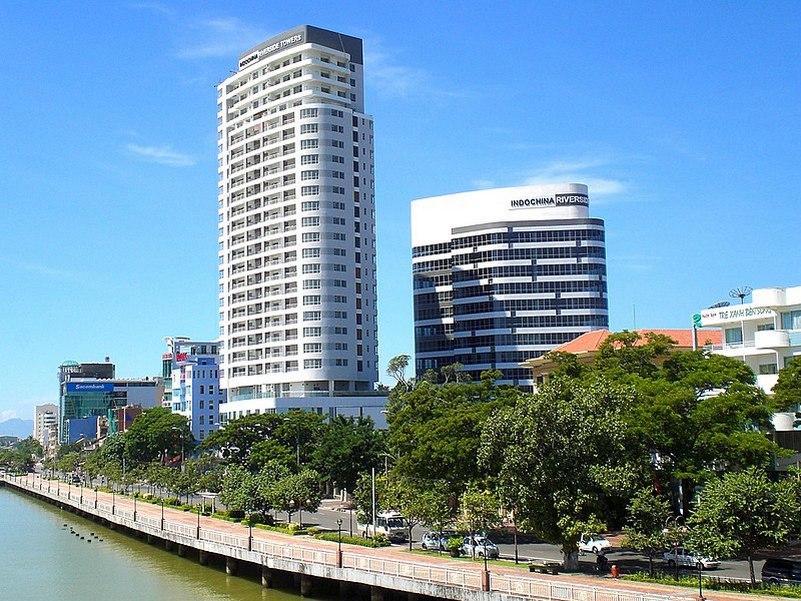 Hoteli sa nebrojeno mnogo spratova domoniraj panoramom Da Nanga