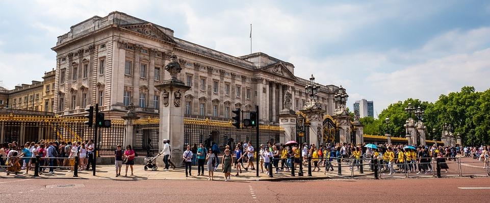 Bakingemska palata je jedna od najpopularnijih atrakcija Londona