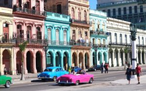 Živopisna Kuba