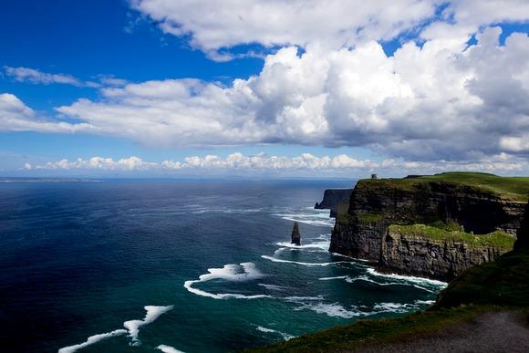 Klifovi Mohera najpoznatija su prirodna atrakcija Irske