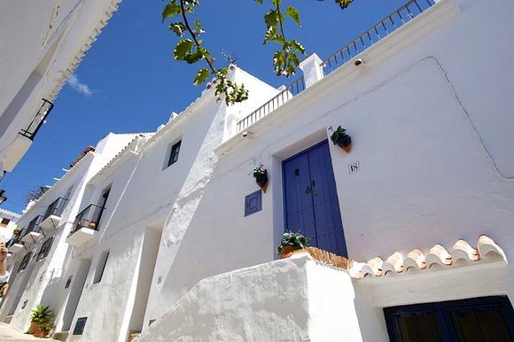 Frigiliana je jedno od najlepših španskih sela, sa očuvanom tradicionalnom arhitekturom