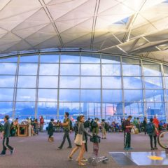 Aerodrom u Hong Kongu obustavio sve letove