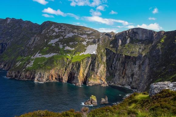 Slieve League je jedna od najlepših hajkerskih destinacija Irske