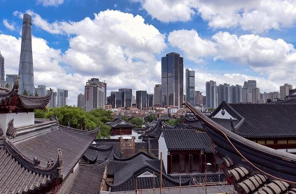 Šangaj je moderna kosmopolitska metropola u Kini